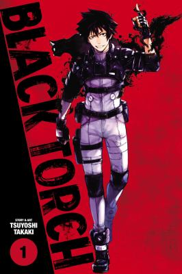 Black torch. Volume 01