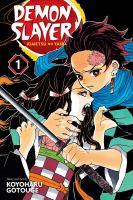 Demon slayer : kimetsu no yaiba. Volume 1, Cruelty