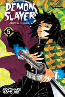 Demon slayer : kimetsu no yaiba. Volume 5, To hell