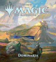 The art of Magic the Gathering : Dominaria