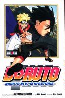 Boruto : Naruto next generations. Volume 4, The value of a hidden ace!!