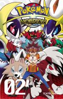 Pokémon Horizon. Sun & moon, 02