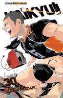 Haikyu!! Volume 30, Broken heart