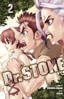 Dr. Stone. 2, Two kingdoms of the stone world