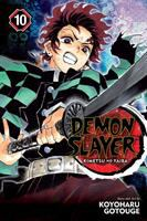 Demon slayer : Kimetsu no yaiba. Volume 10, Human and demon