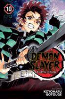 Demon slayer : Kimetsu no yaiba. Volume 10, Human and demon
