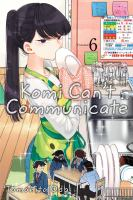 Komi can't communicate. Volume 6