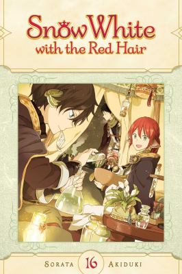 Snow White With the Red Hair 16