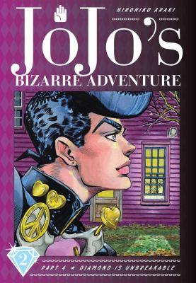 Jojo|s Bizarre Adventure -diamond Is Unbreakable 2