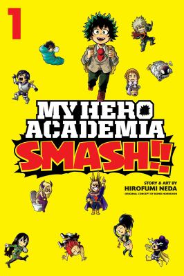 My Hero Academia - Smash!! 1