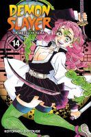 Demon slayer : kimetsu no yaiba. Volume 14, The mu of Muichiro
