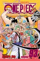One piece. Vol. 93, Wano. Part 4, The star of Ebisu