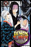 Demon slayer : kimetsu no yaiba. Volume 16, Undying