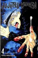 Jujutsu kaisen. 4, I'm gonna kill you