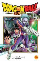 Dragon Ball super. 10, Moro's wish
