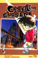 Case closed. Volume 76