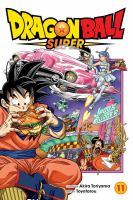 Dragon Ball super. 11, Great escape