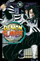Demon slayer : kimetsu no yaiba. Volume 19, Flapping butterfly wings