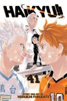 Haikyu!! Volume 41, The little giant vs....