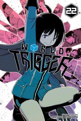 World Trigger 22.
