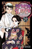 Demon slayer : kimetsu no yaiba. Volume 21, Ancient memories