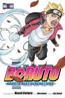 Boruto : Naruto next generations. Volume 12, True identity