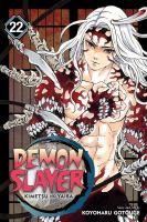 Demon slayer : kimetsu no yaiba. Volume 22, The wheel of fate