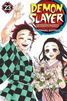 Demon slayer : Kimetsu no yaiba. Volume 23, Life shining across the years