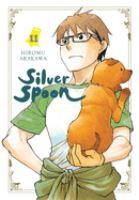 Silver spoon. 11