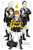 Silver spoon. 12