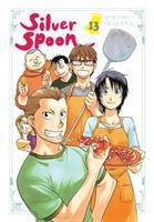 Silver spoon. 13
