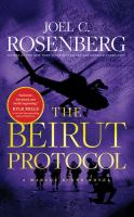 The Beirut protocol : Markus Ryker novel