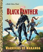 Black Panther : warriors of Wakanda