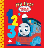 My first Thomas & friends 1,2,3.