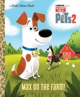 Max on the farm!