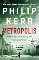 Metropolis by Kerr, Philip