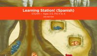 Learning station! (Spanish). STEAM.