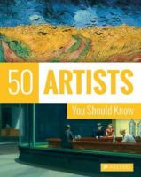 50 artists you should know by Ko¨ster, Thomas,