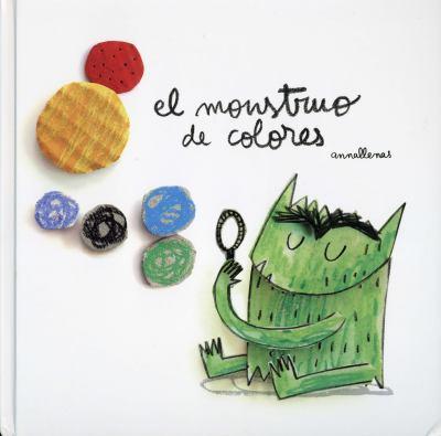 El monstruo de colores by Llenas, Anna,