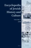 Encyclopedia of Jewish History and Culture