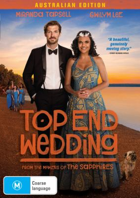Book cover for Top end wedding