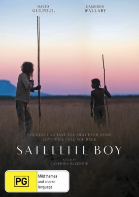 Book cover for Satellite boy