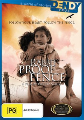 Book cover for Rabbit-proof fence