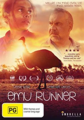 Book cover for Emu runner