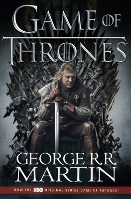 Book cover for Game of thrones
