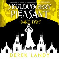 Dark Days Skulduggery Pleasant, Book 4