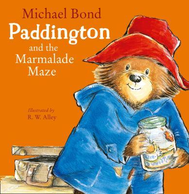 Link to Catalogue record for Paddington and the marmalade maze