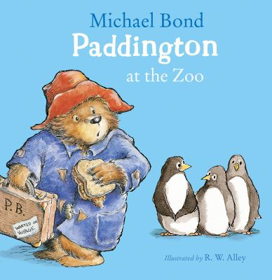 Link to Catalogue record for Paddington at the zoo