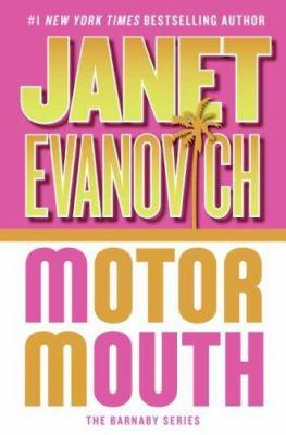 Motor mouth: an Alexandra Barnaby novel