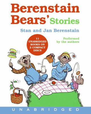 Berenstain bears' stories [sound recording]